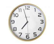 Horloge Vic - UNILUX - Bois - Ø30 cm