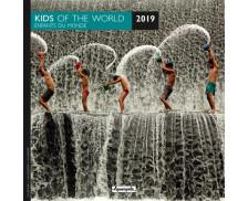 Calendrier Enfants du monde - 16 x 16 cm