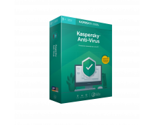Logiciel anti-virus - KASPERSKY - 2019 - 3 postes - 1 an