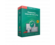 Logiciel anti-virus Internet Security - KASPERSKY - 2019 - 1 poste - 1 an