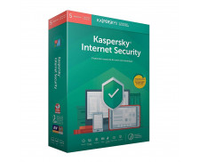 Logiciel anti-virus Internet Security - KASPERSKY - 2019 - 5 postes - 1 an