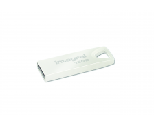 Clé USB 2.0 Arc - INTEGRAL - 16 Go - Métal