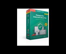 Mise à jour logiciel anti-virus Internet Security - KASPERSKY - 2019 - 1 poste - 1 an
