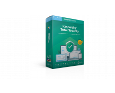 Logiciel anti-virus Total Security - KASPERSKY - 2019 - 5 postes - 1 an