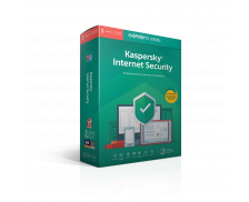 Logiciel anti-virus Internet Security - KASPERSKY - 2019 - 3 postes - 1 an