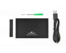 Boîtier externe pour SSD - BLUESTORK - USB C - 2'5