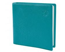 Agenda semainier 2019 Executif recyclé - QUO VADIS - 16 x 16 cm - Bleu lagon