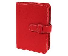 Agenda organiser Timer 21 Planing® Club - QUO VADIS - 15 x 21 cm - Rouge cerise
