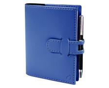 Agenda Mini 2 days 2019 Soho - QUO VADIS - 7 x 10 cm - Bleu ardoise