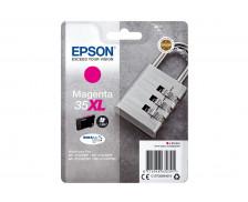 Cartouche d'encre EPSON 35 XL (C13T3593) - Cadenas - Magenta