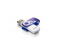 Clé USB Vivid - PHILIPS - 64 Go - USB 2.0 - Violet