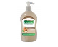 Savon liquide aux huiles essentielles - TOPMAIN - Amande - 500 ml