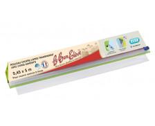 Rouleau couvre-livres le bon élève - ELBA - 0.45 x 5 m - Transparent