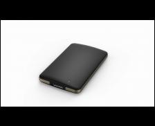 Disque dur externe - CIBOX - 256 GO - Noir