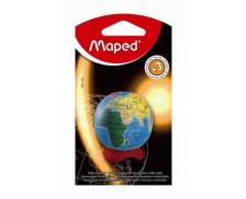Taille-crayon Mappemonde - MAPED - 1 trou - Avec réservoir