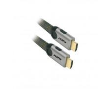 Cordon HDMI 1.3B mâle/mâle - APM - 3m - Gold