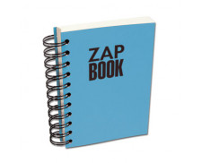 Zap book - CLAIREFONTAINE - 11x15 - 320 pages - 80g