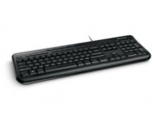Clavier filaire wired keyboard 600 - MICROSOFT - Noir