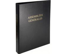 Registre Assemblées Générales - 46210E - EXACOMPTA - A4