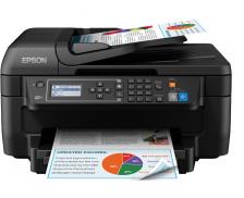 Imprimante multifonction WF 2750 DWF - EPSON  -  Jet d'encre 4 en 1 - Wifi