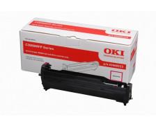 Toner Laser 43460222 - Oki - Magenta