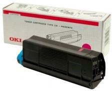 Toner laser 42127406 - Oki - Magenta