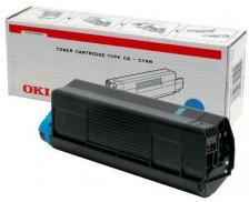 Toner laser 42127407 - Oki - Cyan