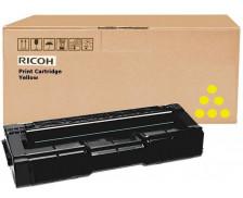 Toner laser 406351 - Ricoh - Jaune