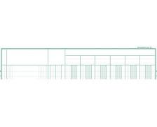 Registre - EXACOMPTA - Registre 7 colonnes - 4072E