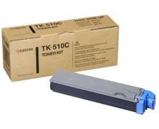 Toner laser TK510C - Kyocera - Cyan