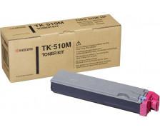 Toner laser TK510M - Kyocera - Magenta