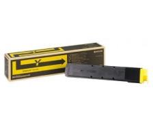 Toner laser TK8600Y - Kyocera - Jaune