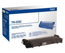 Toner noir TN2320 HC BROTHER