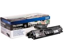 Toner laser TN326BK - Brother - Noir