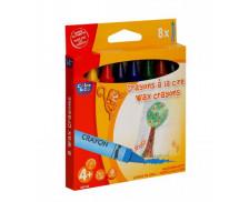 Pochette de 8 crayons cire Jumbo - COLOR&CO