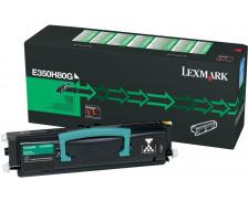 Toner laser E350H80G - Lexmark - Noir