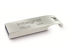 Clé USB 3.0 Arc - INTEGRAL - 16 Go - Zinc