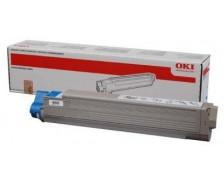 Toner laser 44036023 - Oki - Cyan