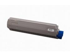 Toner laser 44643004 - Oki - Noir