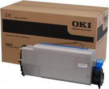 Toner laser 44661802 - Oki - Noir