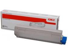 Toner laser 44844505 - Oki - Jaune