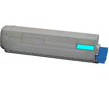 Toner laser 44844615 - Oki - Cyan