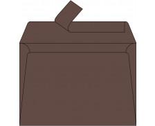 20 Enveloppes 114x162 POLLEN - taupe  - 120g adhéclair