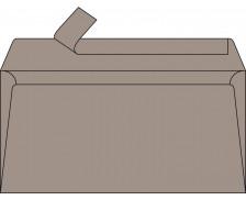 Lot de 20 enveloppes 110 x 220 - POLLEN - 120g - Gris acier