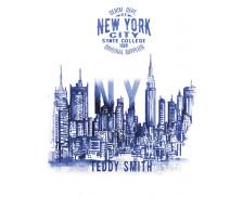 Agenda scolaire journalier 2019/2020 - 12 x 17 - Teddy Smith NY