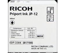 Cartouche d'encre 817104 - Ricoh - Noir