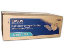 Toner laser S051160 - Epson - Cyan