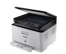 Imprimante multifonction SAMSUNG SL-C480W - Laser 3 en 1 - Wifi - Couleur