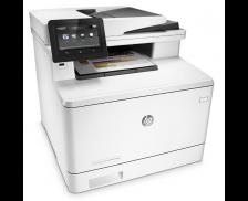 Imprimante multifonction Color LaserJet Pro M477FDW - HP - Laser 4-en-1 - Couleur