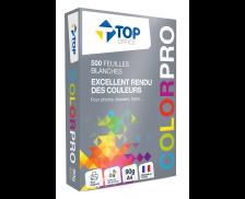 Ramette de papier ColorPro - TOP OFFICE - 500 feuilles - A4 - 90g